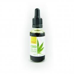CBD Konopný olej Wolfberry 30 ml