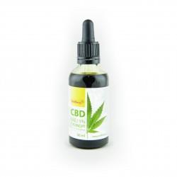 CBD Konopný olej Wolfberry 50 ml