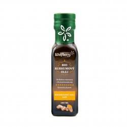 Kurkumový olej Wolfberry BIO 100 ml