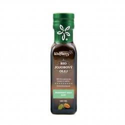 Jojobový olej Wolfberry BIO 100 ml