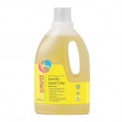 Prací gel na barevné prádlo COLOR Sonett 1,5 l