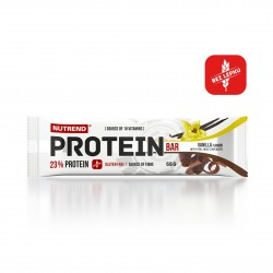 Tyčinka PROTEIN Bar vanilka Nutrend 55 g