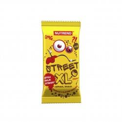 Tyčinka STREET XL banánová s mléčnou polevou Nutrend 30 g