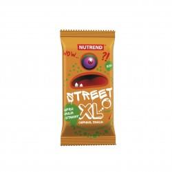 Tyčinka STREET XL meruňková s jogurtovou polevou Nutrend 30 g