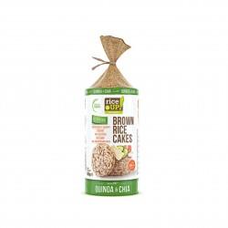 Rýžové chlebíčky chia, quinoa Rice Up 120 g