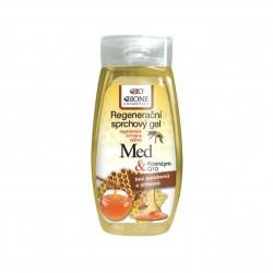 Regenerační sprchový gel MED + Koenzym Q10 Bione Cosmetics 260 ml