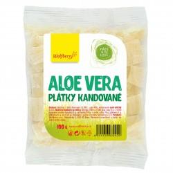 Aloe vera kandované plátky Wolfberry 100 g