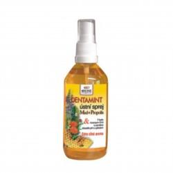 Dentamint ústní sprej med + propolis Bione Cosmetics 115 ml