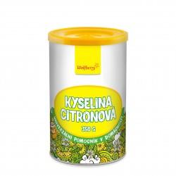 Kyselina citronová Wolfberry 350 g