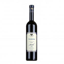 Chardonnay víno výběr z hroznů suché 2016 BIO 0,75l vinařství Marcinčák