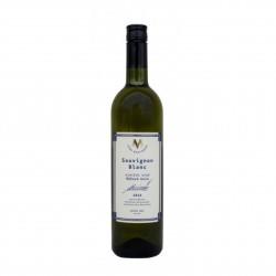 Sauvignon blanc víno pozdní sběr suché 2016 BIO 0,75l vinařství Marcinčák