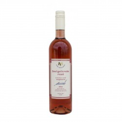 Zweigeltrebe Rosé víno pozdní sběr suché 2016 BIO 0,75l vinařství Marcinčák