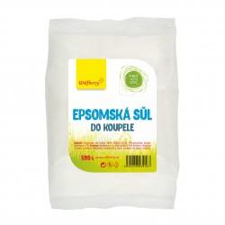 Epsomská sůl do koupele 500 g Wolfberry
