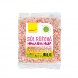Himalájská sůl růžová hrubá Wolfberry 250 g