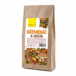 Křemenáč a Kozák - sušené houby 20 g Wolfberry