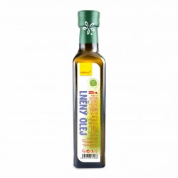 Lněný olej Wolfberry 250 ml