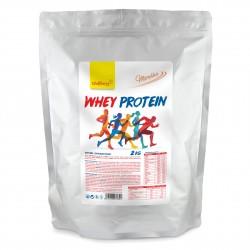 Whey protein meruňka 2 kg Wolfberry