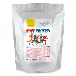 Whey protein borůvka 2 kg Wolfberry