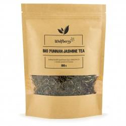 Jasmínový čaj Yunnan Wolfberry BIO 100 g