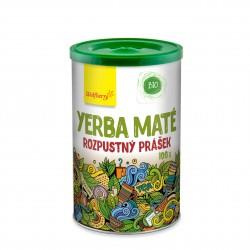 Zelený čaj Yerba maté prášek BIO 100 g Wolfberry