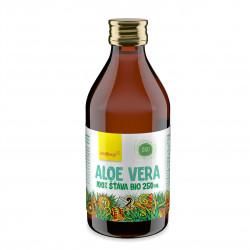Aloe vera šťáva Wolfberry BIO 250 ml