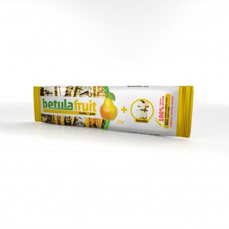 Tyčinka BetulaFruit Hruška 27 g Betulin