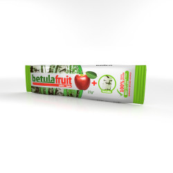 Tyčinka BetulaFruit Jablko 27 g Betulin EXP 2.10.
