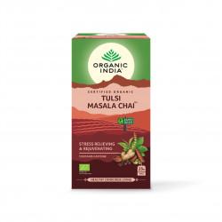 Tulsi Masala Organic India BIO 25 sáčků