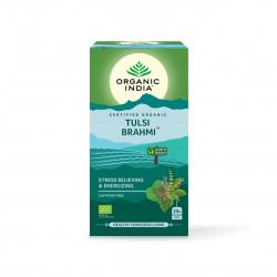 Tulsi Brahmi Organic India BIO 25 sáčků