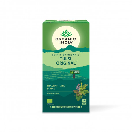 Tulsi Original Tea BIO 25 sáčků Organic India