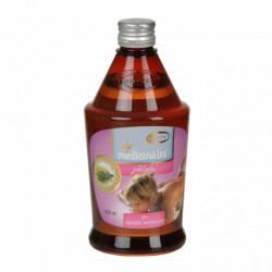Medicinální mas. olej - základní báze 500ml Topvet