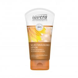 Samoopalovací tělové mléko 150 ml Lavera
