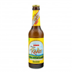 Pivo Radler - nealkoholické BIO 330 ml Härtsfelder