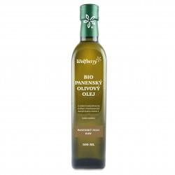 Olivový olej panenský Wolfberry BIO 500 ml