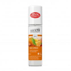 Deo sprej pomeranč a rakytník 75 ml Lavera