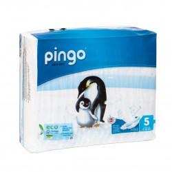 Jednorázové ekologické pleny pro děti 12-25 kg Pingo