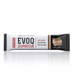Tyčinka EVOQ tiramisu 60 g Nutrend EXP 16.7.