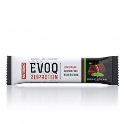 Tyčinka EVOQ čokoláda a máta 60 g Nutrend EXP 16.7.