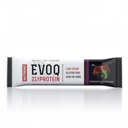 Tyčinka EVOQ čokoláda a černý rybíz 60 g Nutrend EXP 16.7.