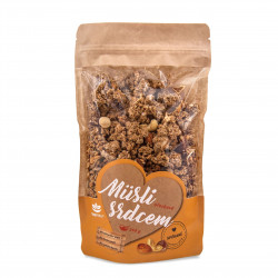 Müsli ořechové 350 g Topnatur