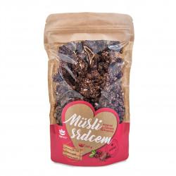 Müsli belgická čokoláda - brusinky 350 g Topnatur