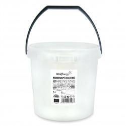 Panenský kokosový olej BIO 5000 ml Wolfberry