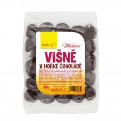 Višně v hořké čokoládě Medium 100 g