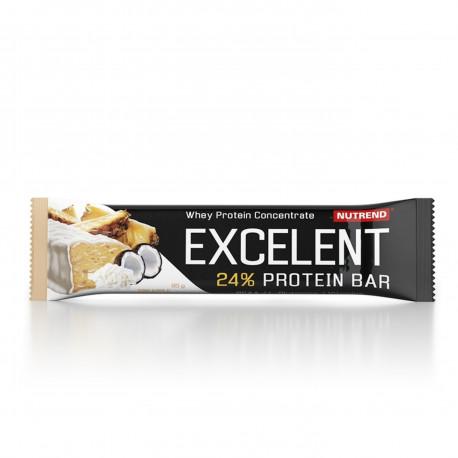 Tyčinka EXCELENT protein bar ananas s kokosem 85 g Nutrend EXP 20.8.