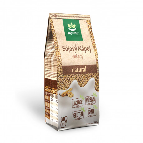Sojový nápoj natural 350 g  EXP 31.8.
