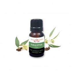Eukalyptus 100% esenciální olej 10 ml Altevita