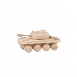 Dřevěný tank Čisté Dřevo