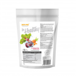 Instantní nápoj řepa-mrkev 300 g Isoline EXP 2.10.