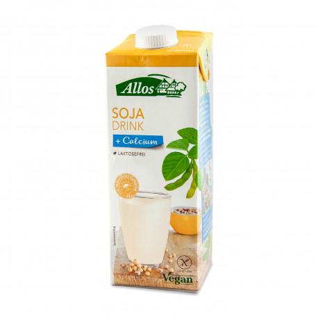 Sójový nápoj + kalcium BIO 1 l Allos EXP 2.10.