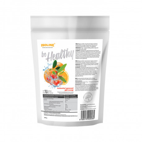 Instantní nápoj goji-pomeranč 300 g Isoline EXP 2.10.